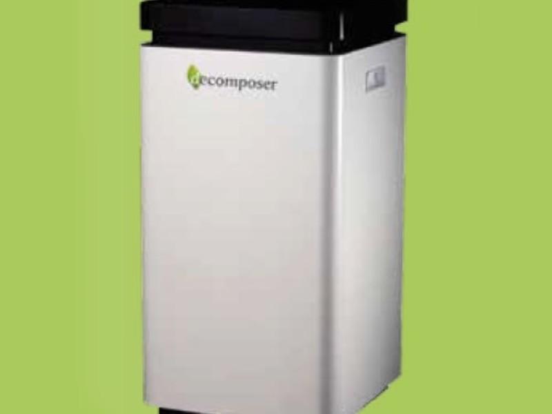 Composteira Automática para Uso Doméstico