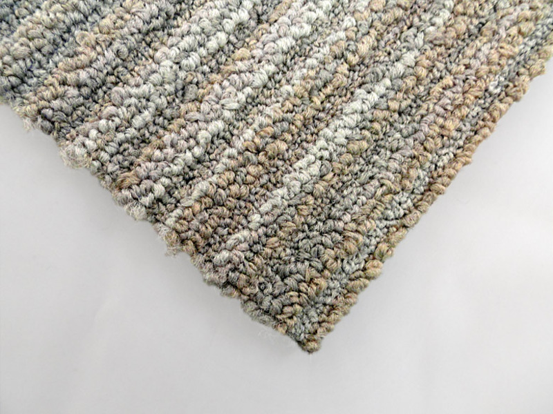 Carpete modular 100% reciclável