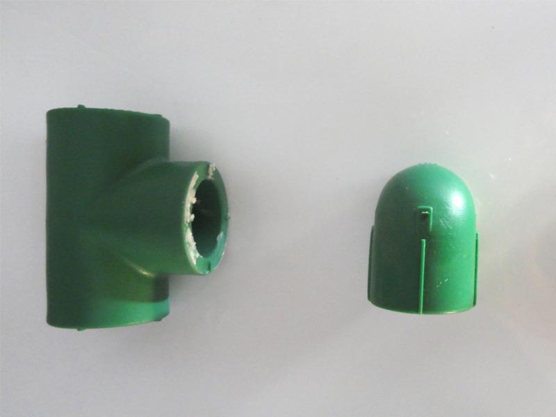 Tubos Hidráulicos de PVC Reciclado