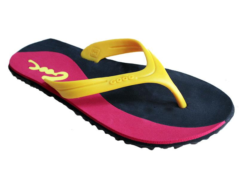 Sandália de Borracha Reciclada