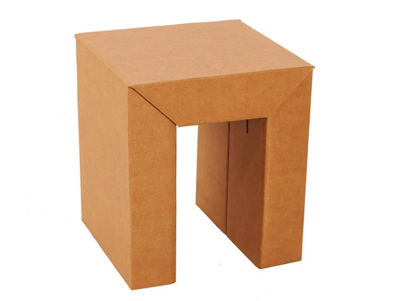 Mobiliário de Papelão