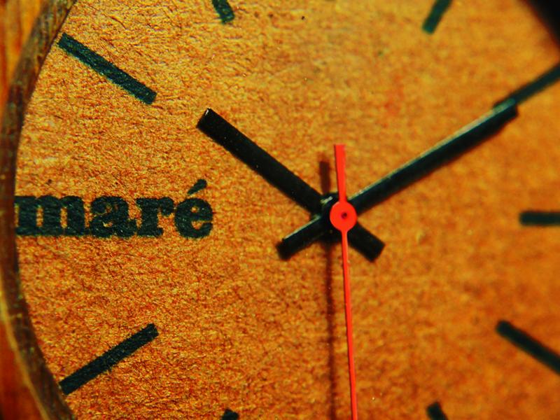 Maré - relógio consciente