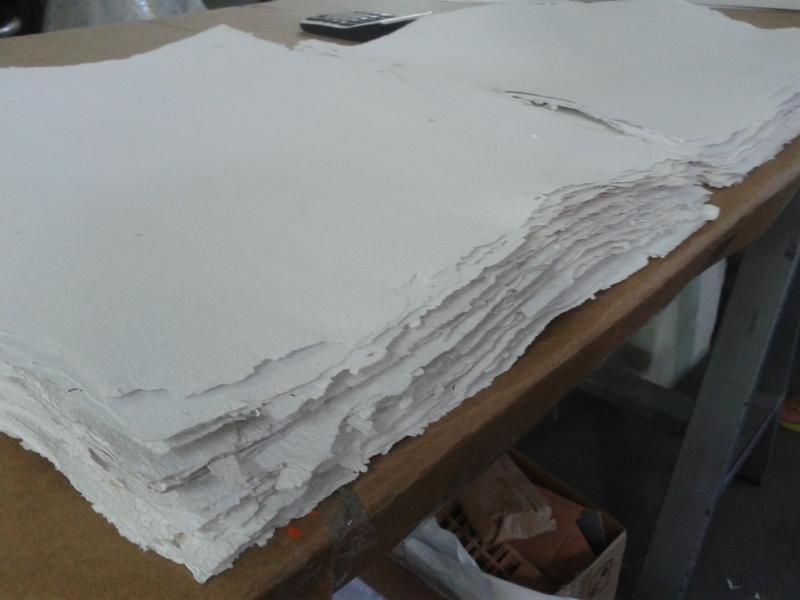 Schöpf Papier