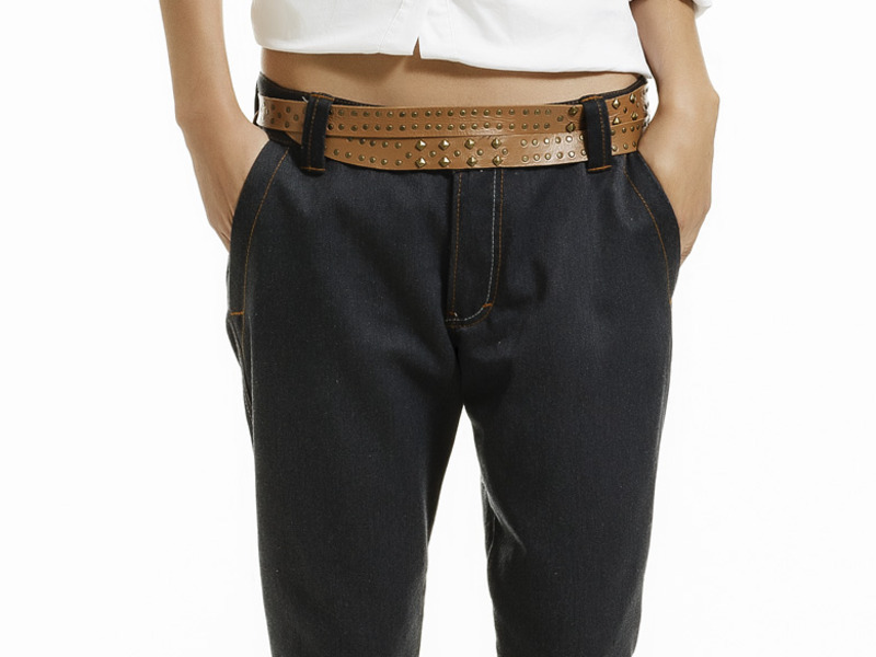 Jeans de seda /eco denim /jeans seda pet