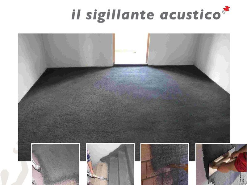 isolante acustico para pisos e paredes