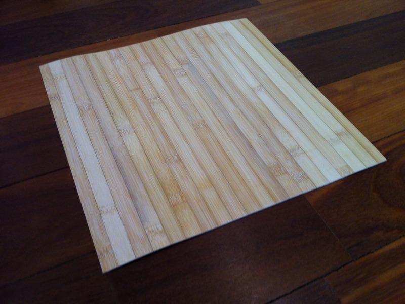 Lâmina de bambu para revestimento