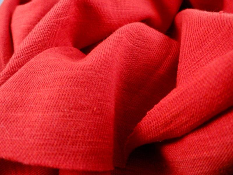 Tecido algodão orgânico