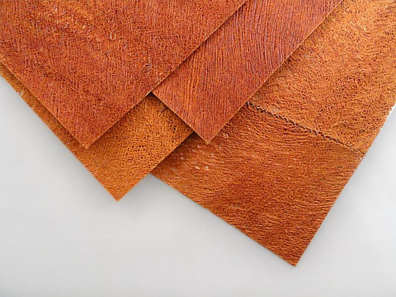 Manta de fibra natural processada - BarkTEX