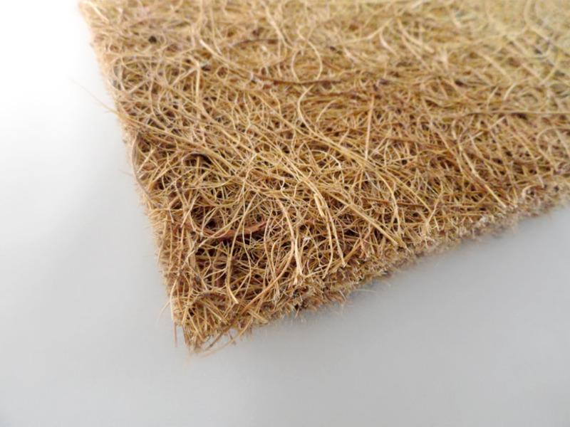 Manta de fibra de coco