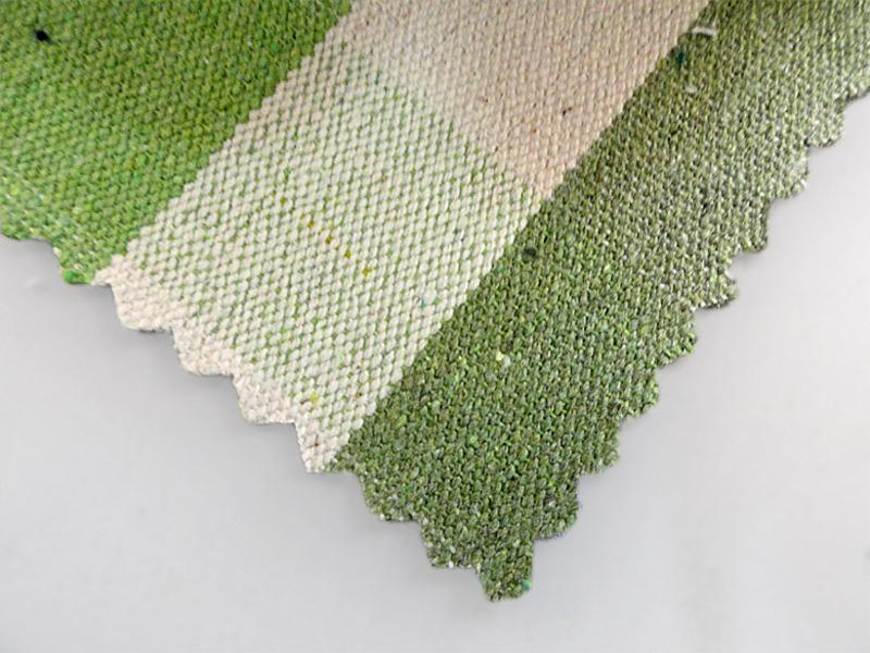 Tecido de algodão com PET
