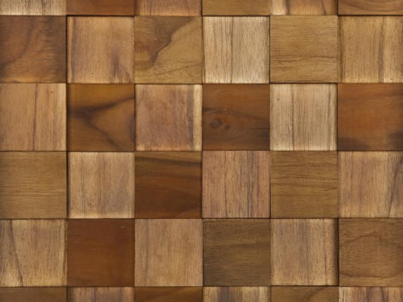 Revestimentos de madeiras certificadas