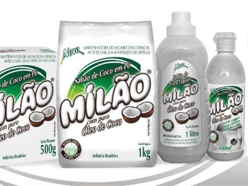 Sabão de Coco 100% Vegetal